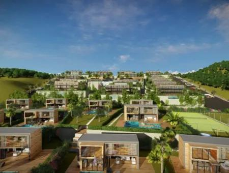 Residence (Penthouse) Apartments For Sale In Bodrum Turkey